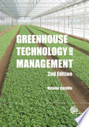 Greenhouse Technology And Management Book PDF