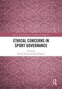 Ethical Concerns in Sport Governance Book