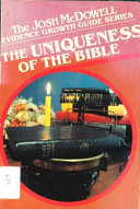 The Uniqueness of the Bible Book