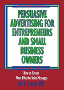 Pdf Persuasive Advertising for Entrepreneurs and Small Business Owners Telecharger