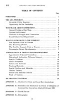 Military Cold War Education and Speech Review Policies Book
