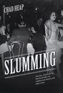 Slumming Pdf/ePub eBook