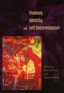 Violence  Identity  and Self determination
