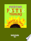 Everyday Positive Thinking Book