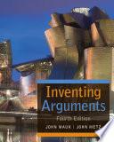 Inventing Arguments