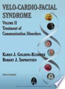 Velo Cardio Facial Syndrome Volume 2