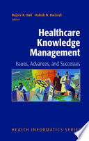 Healthcare Knowledge Management Book