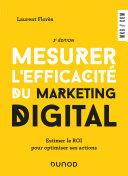 Pdf Mesurer l'efficacité du marketing digital - 3e éd Telecharger