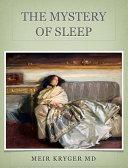 The Mystery of Sleep Pdf/ePub eBook