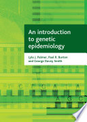 An Introduction To Genetic Epidemiology Book PDF