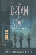 link to We dream of space in the TCC library catalog