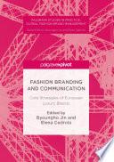 Fashion Branding and Communication Book PDF