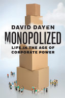 Monopolized Pdf/ePub eBook