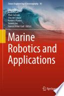 Marine Robotics and Applications