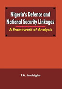 Nigeria s Defence and National Security Linkages