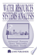 Water Resources Systems Analysis Book