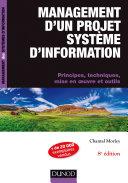 Pdf Management d'un projet système d'Information -8e éd. Telecharger