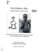 The Children s War