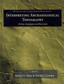 Interpreting Archaeological Topography