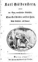 Karl Güldenstern; oder, Der Gang menschlicher Schicksale