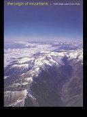 The Origin of Mountains