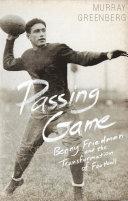 Passing Game Pdf/ePub eBook