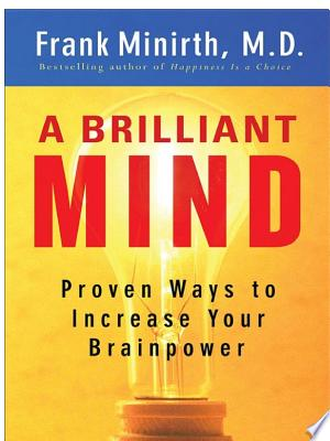 Download A Brilliant Mind Free Books - Dlebooks.net