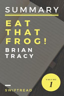 Eat That Frog  Summary Book