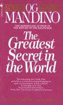 The Greatest Secret in the World Pdf/ePub eBook