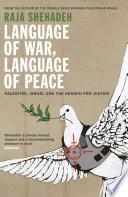 Language of War  Language of Peace