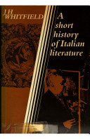 A Short History of Italian Literature