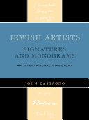 Jewish Artists
