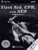 First Aid  Cpr  and Aed Fifth Edition