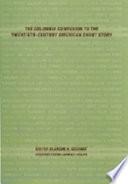 The Columbia Companion To The Twentieth Century American Short Story