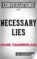 Necessary Lies: A Novel by Diane Chamberlain | Conversation Starters