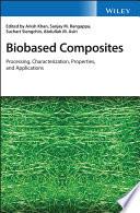 Biobased Composites Book