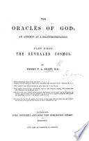 The Oracles of God Book