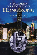 A Modern History of Hong Kong Pdf/ePub eBook