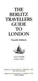 London Travellers Guide