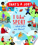 I Like Sports    what jobs are there