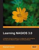 Learning Nagios 3 0
