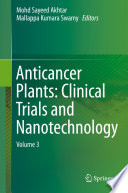 Anticancer Plants Clinical Trials And Nanotechnology Book PDF