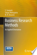 Business Research Methods Book PDF