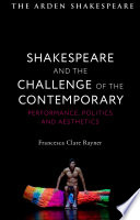 Shakespeare and the Challenge of the Contemporary