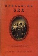 Rereading Sex