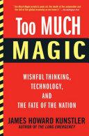 Too Much Magic ebook