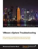 VMware vSphere Troubleshooting