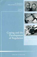 Coping and the Development of Regulation