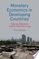 Monetary Economics in Developing Countries