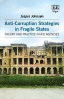 Pdf Anti-Corruption Strategies in Fragile States Telecharger